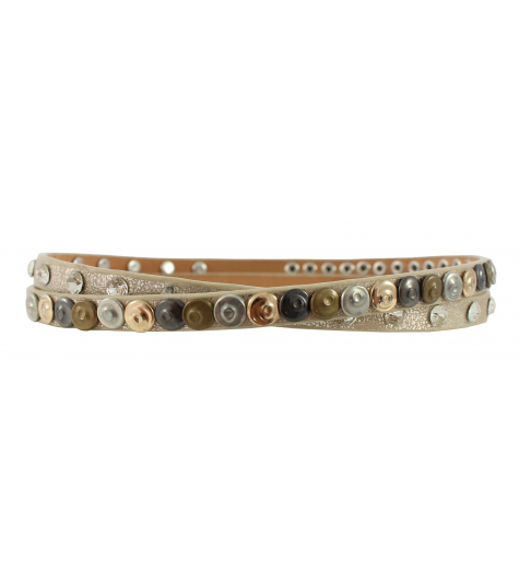 Bracelet de botte - Clara